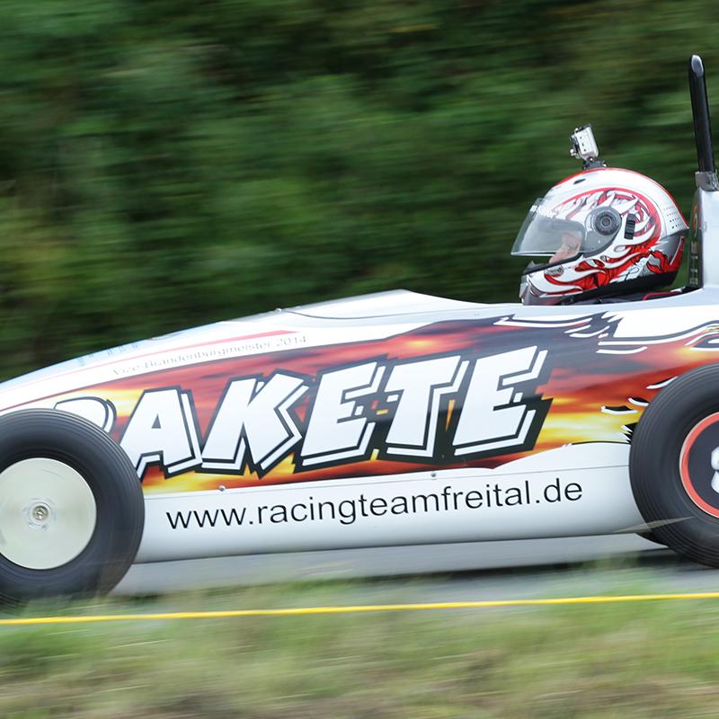 Chef und Gründer vom Racing Team Freital